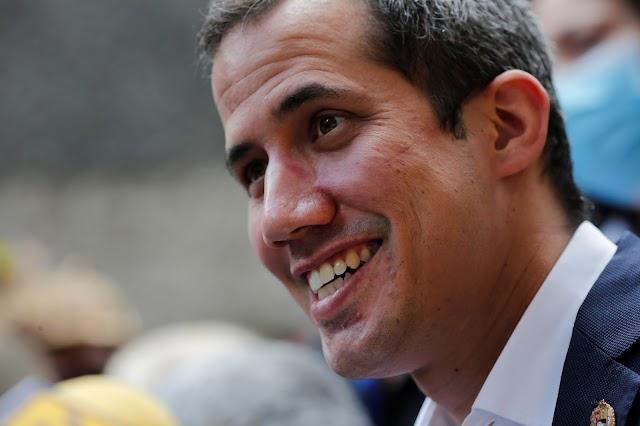 Guaidó dice que no se irá del país