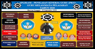 Download Aplikasi PKG Versi 360 Derajad Versi Terbaru