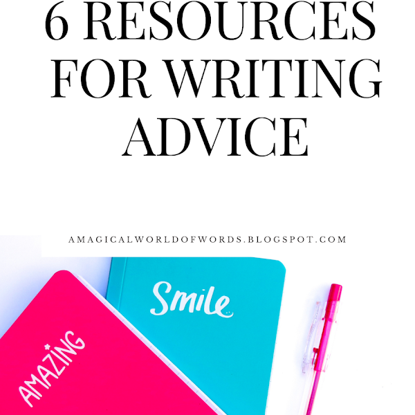 6 Resources For Writing Advice