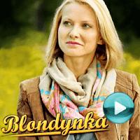 """Blondynka - naciśnij play, aby otworzyć stronę z odcinkami serialu """"Blondynka"""" (odcinki online za darmo)"""