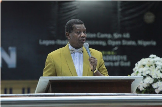 COVID-19 vaccine can't save the people, there's a variant in making – Pastor Adeboye