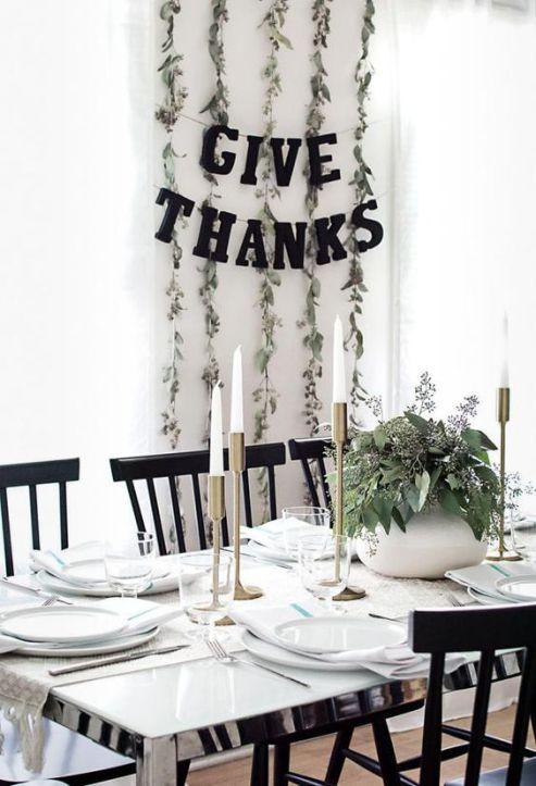 Thanksgiving Decor Idea For The Upcoming Holiday Season