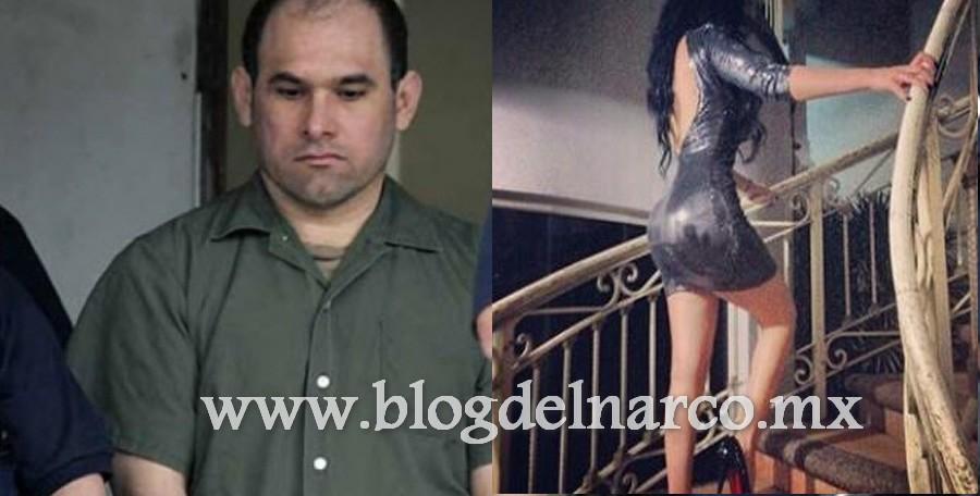 """Hilda Flores """"La Güerita"""", la mujer que traía loco a Osiel Cardenas """"El Mata Amigos"""""""