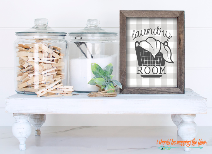 Laundry Printables