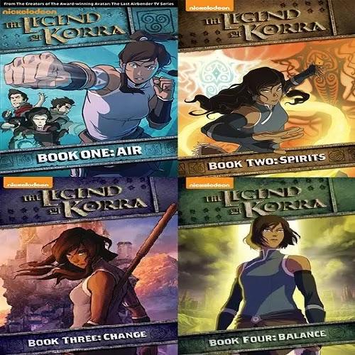 مشاهدة و تحميل سلسلة أنمي أسطورة كورا The Legend Of Korra Season بجميع مواسمها الأربعة مترجم أون لاين على موقع ot4ku.