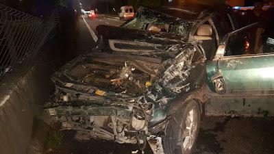 El polémico legislador por Salta, Alfredo Olmedo, fue imputado por homicidio culposo tras un choque donde murió una persona, en la Autopista Dellepiane. Ocurrió pasada la medianoche y se investiga si el diputado manejaba borracho