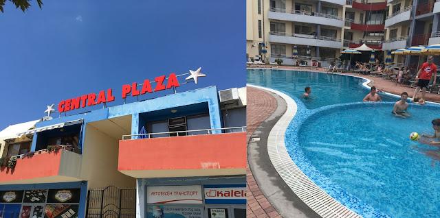 hotel w słonecznym brzegu