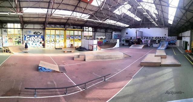 skatepark zeus arras