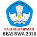Jangan lewatkan kesempatan ini raihlah BEASISWA 2018.
