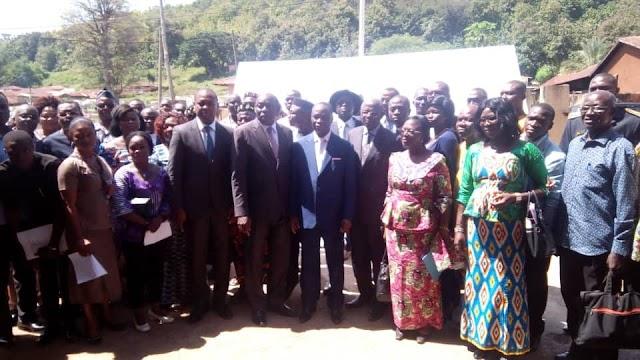 Atakpame : l'administration togolaise se rapproche des populations de l'Ogou