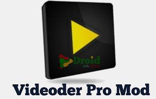 Videoder Premium Pro Mod Tanpa Iklan APK Download di Android
