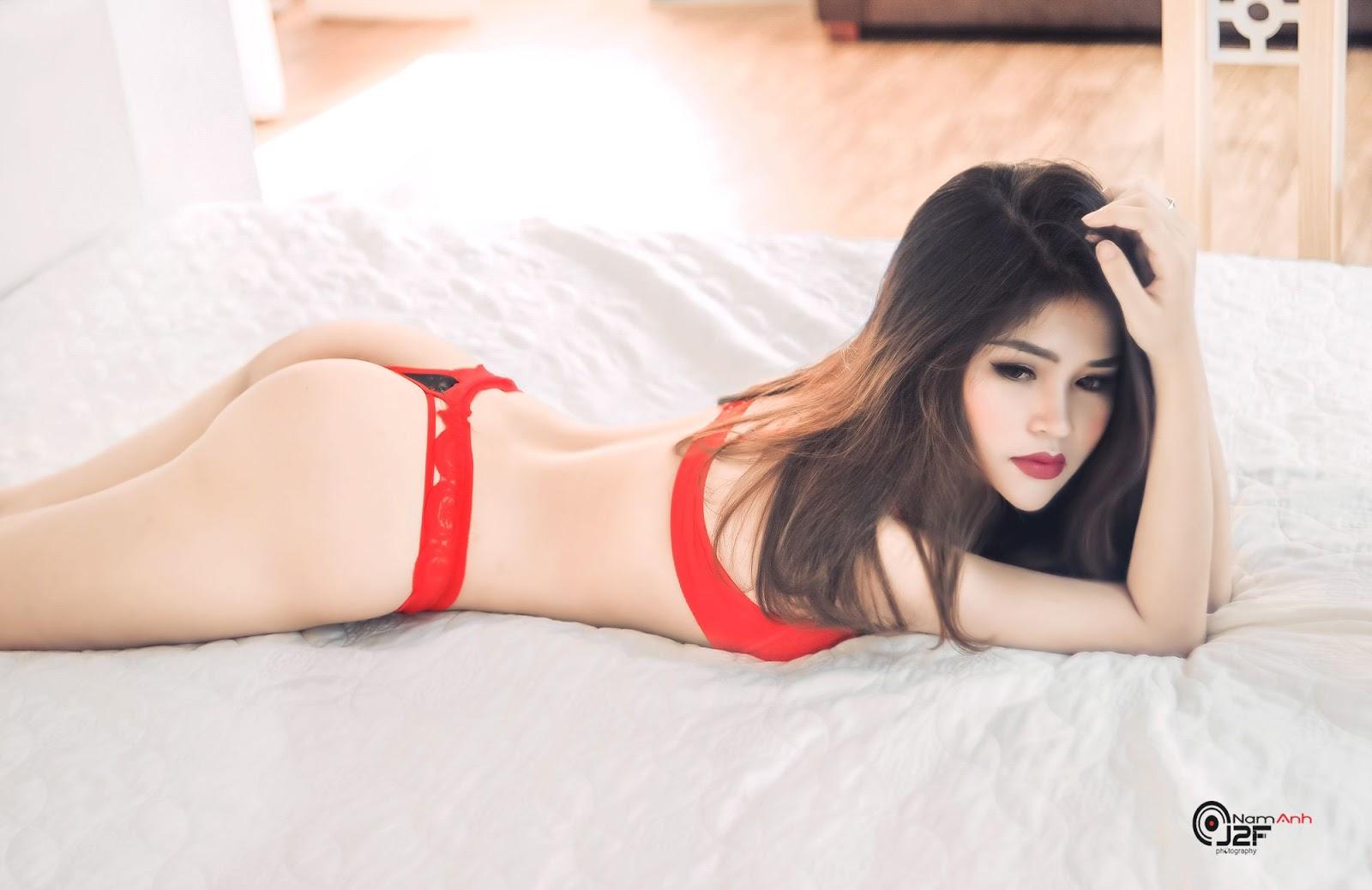 Ngắm Ảnh Gái Xinh Việt Nam Sexy Cực Gợi Cảm Quyến Rũ #3 @BaoBua: Eva
