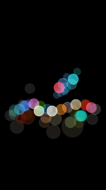 Media event is yet to start and we bring some September 7 media event wallpapers for iPhone which are very nice and attractive.