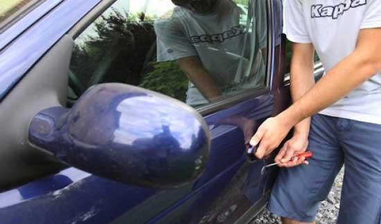 سرقة السيارات ميت غمر