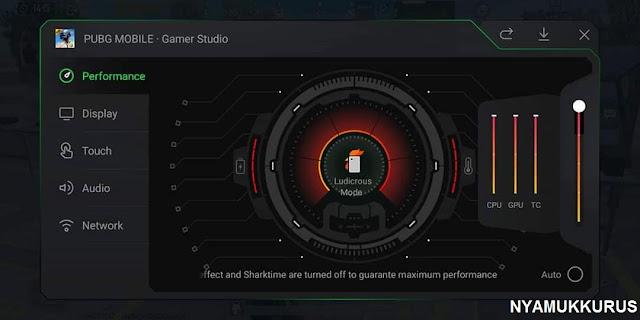 Gamer Studio HP Black Shark