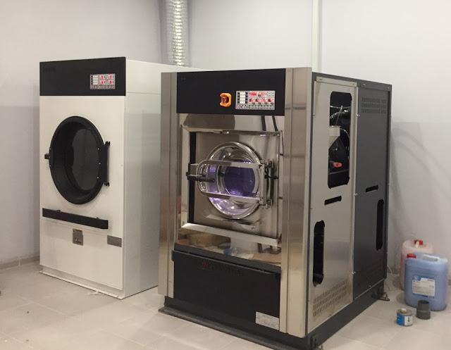 máy giặt công nghiệp ở Phú Yên