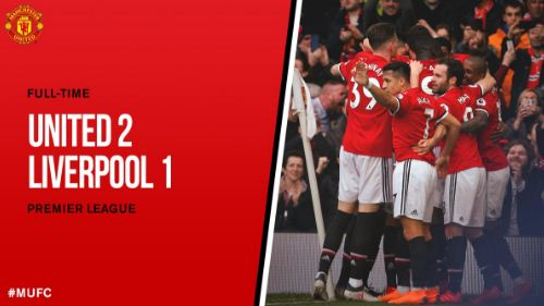Manchester United vs Liverpool 2-1 Highlights