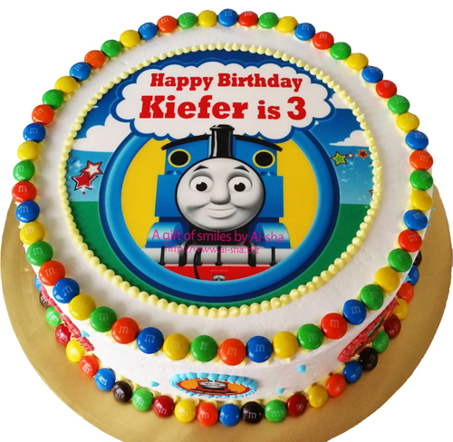 Birthday Cake Thomas & Friends