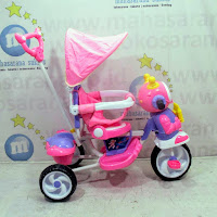 wimcycle astronot baby tricycle