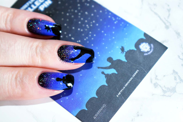 Mystery Science Theater 3000 MST3K Nerdy Nails Plus10Kapow