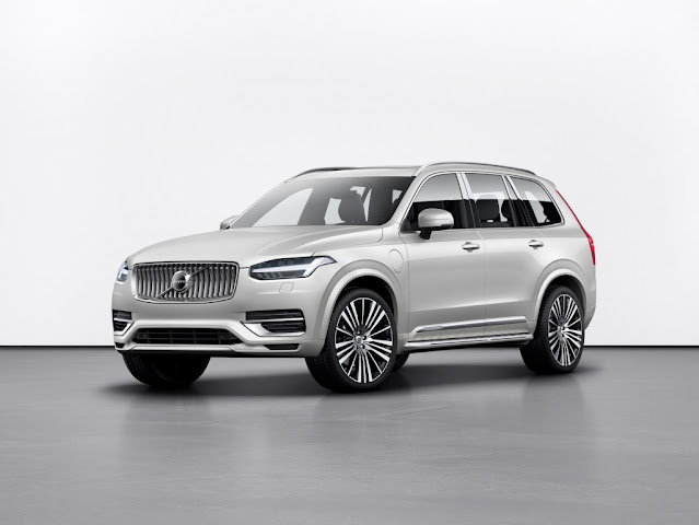 2021 Volvo XC90 Review
