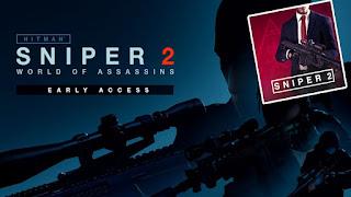 لعبة Hitman Sniper 2: World of Assassins للاندرويد من ميديافاير