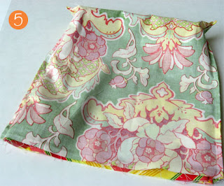 como hacer bolsos de tela