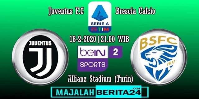 Prediksi Juventus vs Brescia