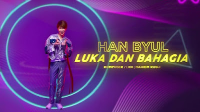 Lirik Lagu Han Byul - Luka dan Bahagia