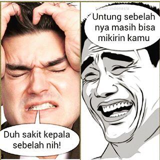 DP BBM Lucu Ngakak Gombal