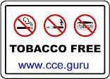 Tobacco Free School (www.cce.guru)