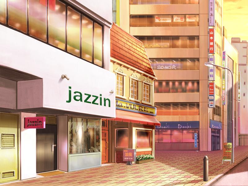 Shop Anime Background