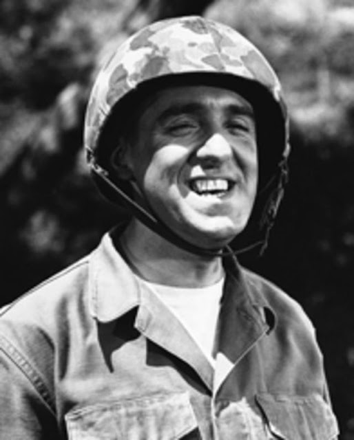 Jim Nabors is seen in character for his role of Gomer Pyle in this 1966 file photo. AP