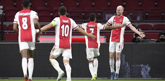 Ajax vs Young Boys – Highlights