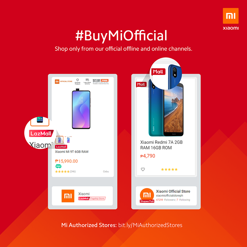 Avoid scams if you will #BuyMiOfficial