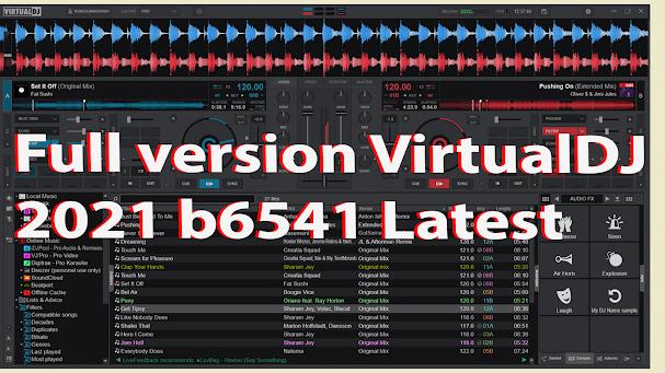 Virtual dj 2021 8.5.b6541
