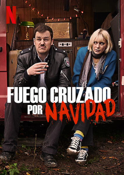Christmas Crossfire (2020) NF WEB-DL 1080p Latino