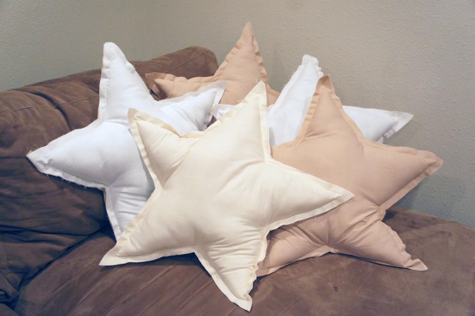 Star Pillow Tutorial - Joan Ellen Cornell