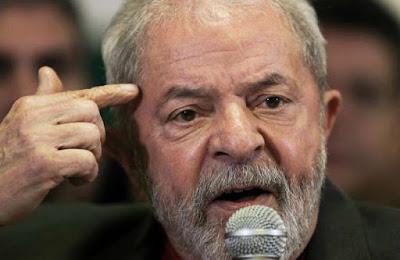 Lula é denunciado na Zelotes por tráfico de influência na compra dos caças Gripen