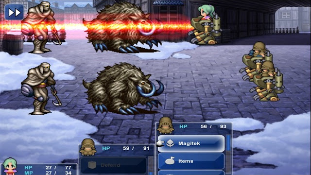 Final Fantasy VI Download Photo