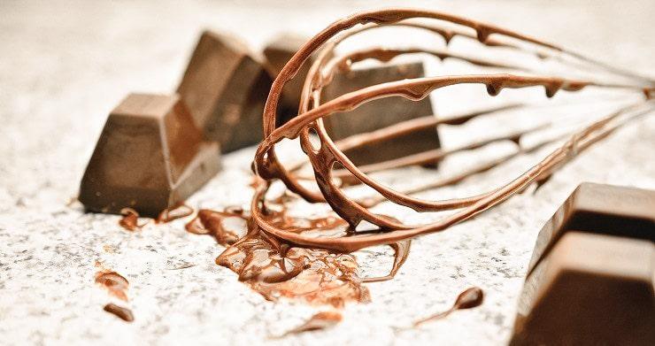 Receta exfoliante corporal chocolate