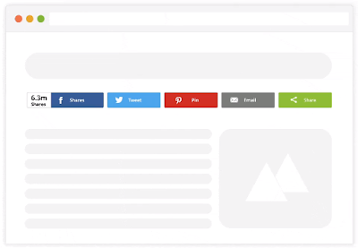 Sharethis button for your blog