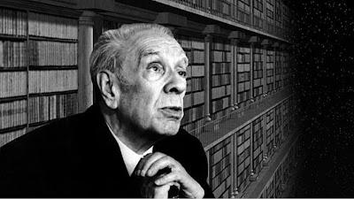 Escritor y ensayista Jorge Luis Borges