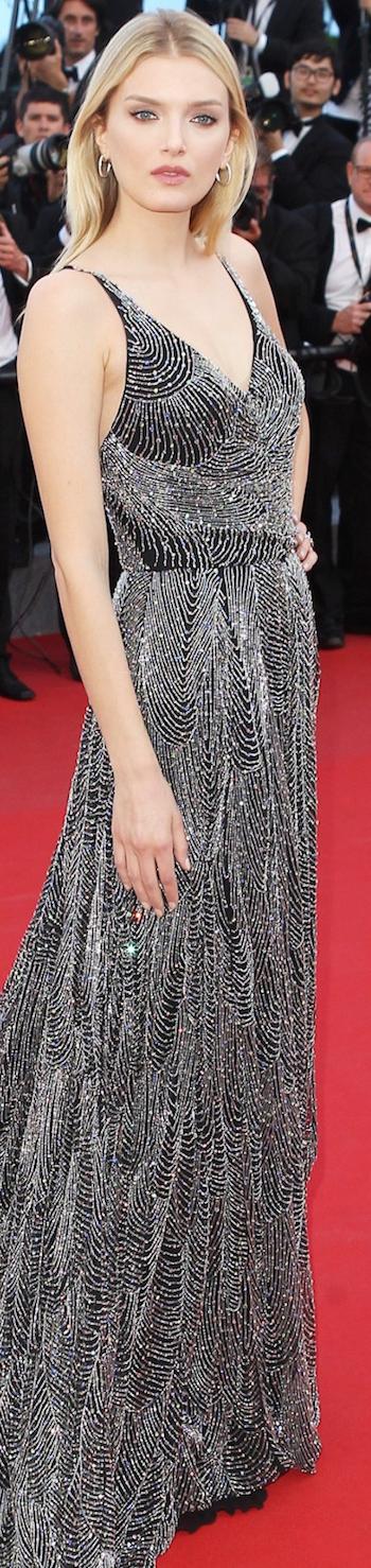 Lily Donaldson  Cannes Film Festival
