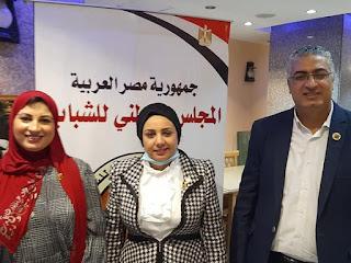 المنزلاوي رئيسا للجنة الزراعة والري بالمجلس الوطني للشباب