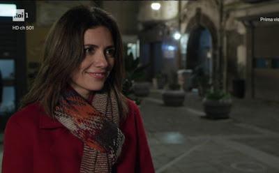 Mina Settembre foto puntata del 18 gennaio