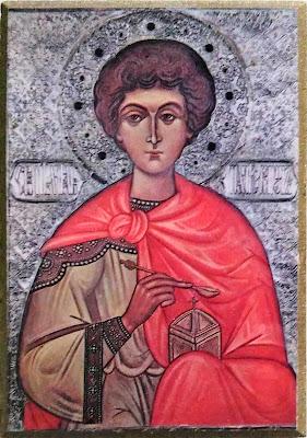 St Stephen, Protomartyr
