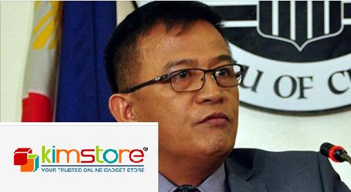 Bureau of Customs seizes 'smuggled' gadgets from online shop depot Kim Store