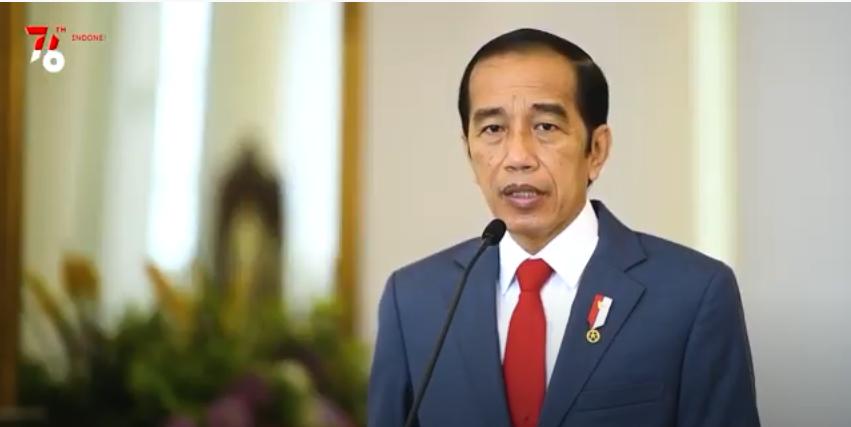 Pembukaan FRI, Presiden Jokowi : Kembangkan Inovasi Dunia Pendidikan Di Tengah Pandemi Covid-19