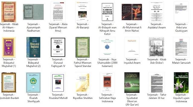 kitab kuning pdf tarjamah indonesia